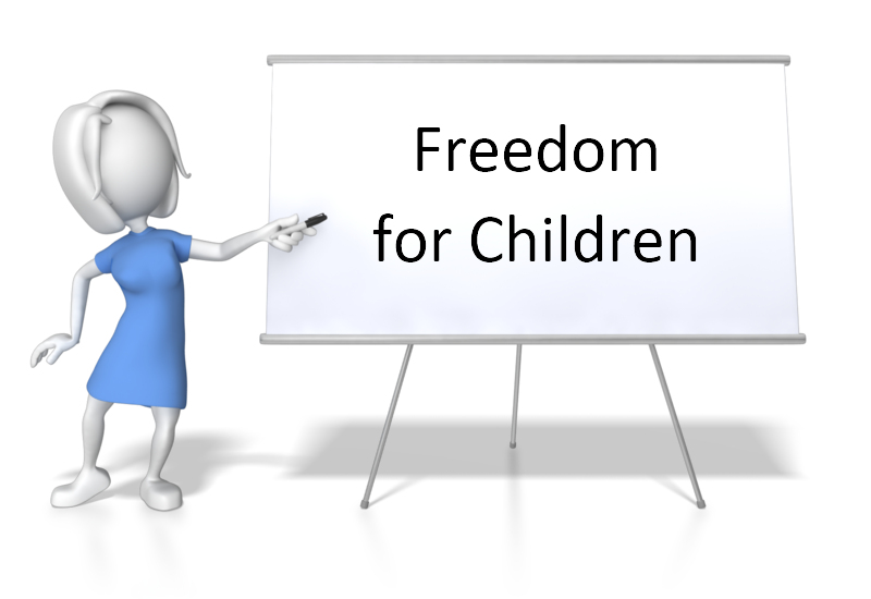 Freedom for children training